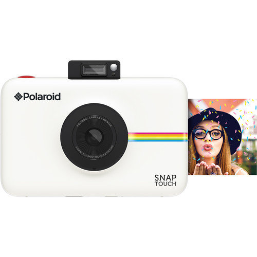 Фотоапарат Polaroid SNAP TOUCH - WHITE POLSTW
